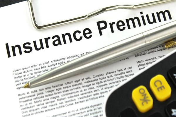حق بیمه اعلام شده توسط بیمه مرکزی