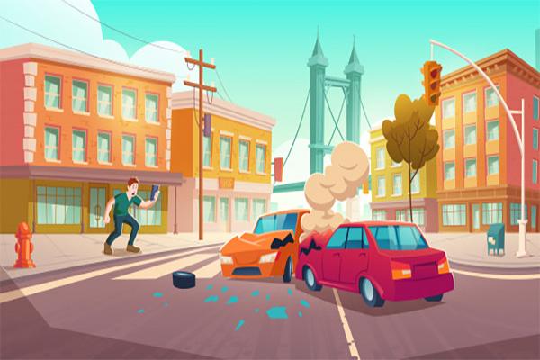 دریافت خسارت در تصادفاتی که مقصر متواری شده چگونه است؟