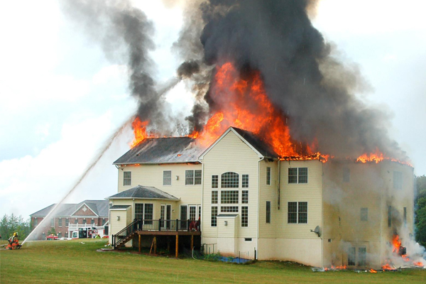 Insurance-fire-houses-residential