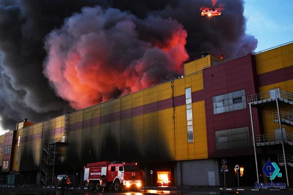 بیمه آتش سوزی میهن ( مراکز صنعتی)